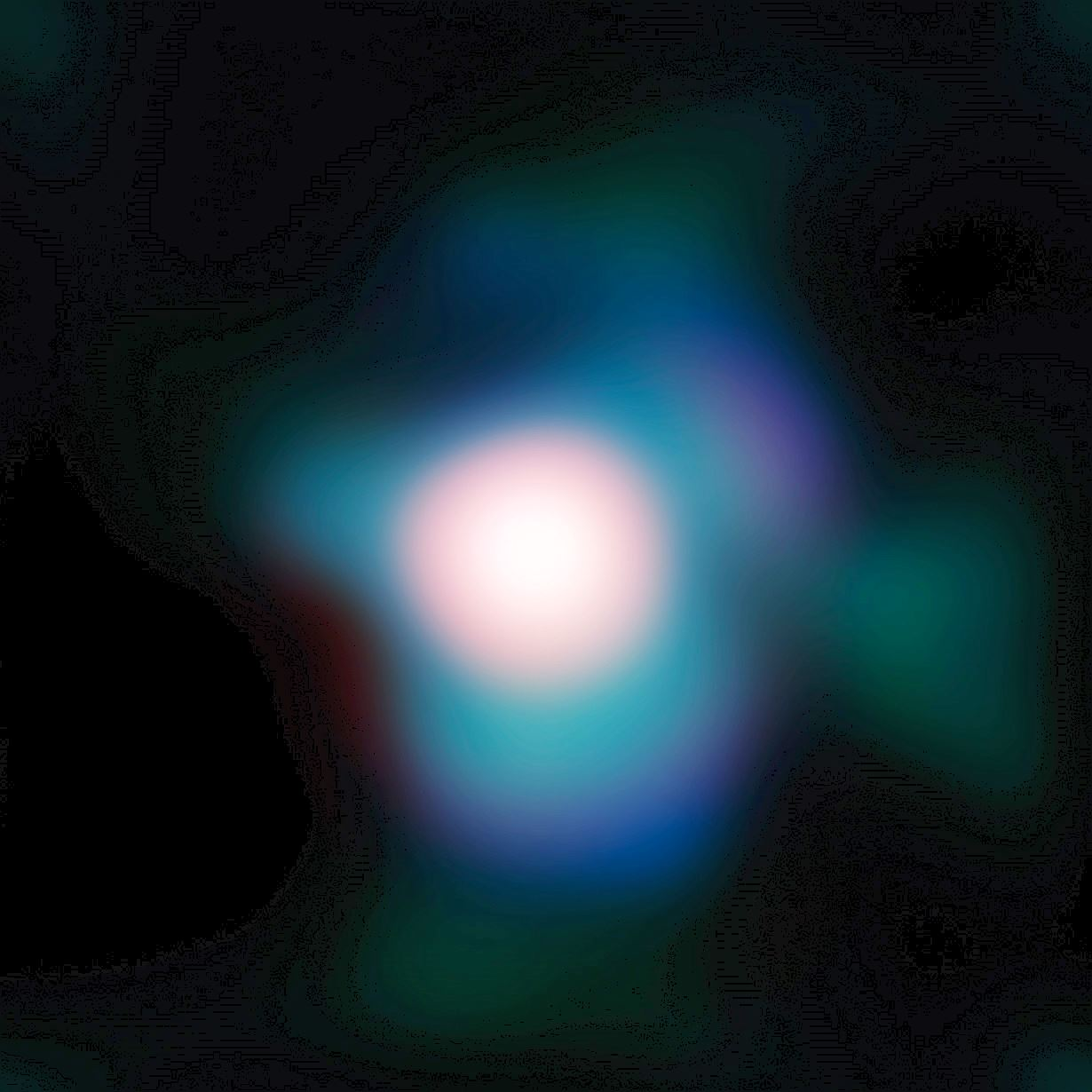 ESO VLT-Teleskop in Chile - Betelgeuze